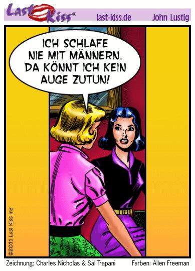 Last Kiss » Gesegnete Nachtruhe