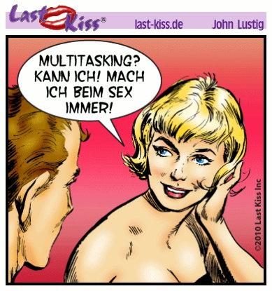 Multitaskingfähig