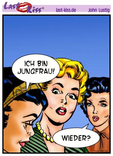 Jungfrauen-Wünsche
