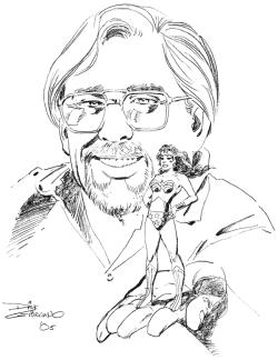 Selbstporträt Dick Giordano