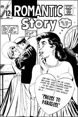 Titelbild Romantic Story 72