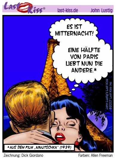 Ja, ja, Ninotschka!