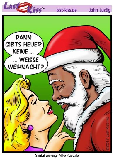 Unweiße Weihnacht