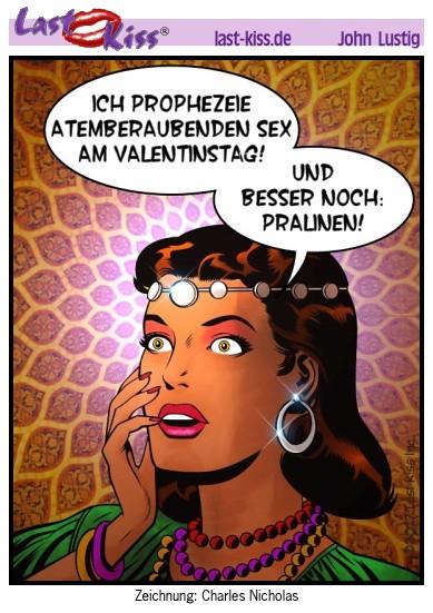 Der Reiz des Valentinstags